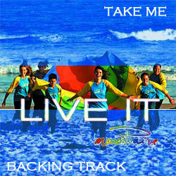 """Take Me"" Instrumental Backing Track"