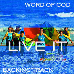 """Word of God"" Instrumental Backing Track"