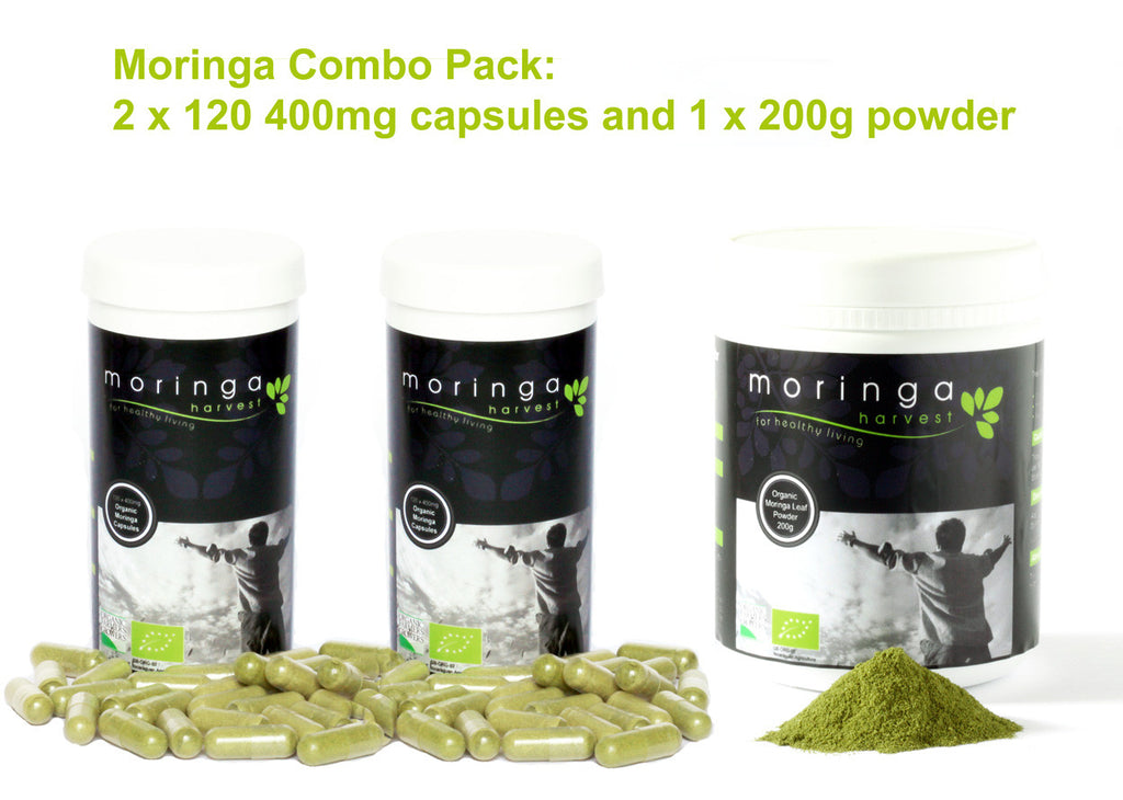Moringa Combo Packs