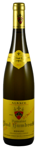 Domaine Zind-Humbrecht Riesling 2015