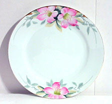 "Noritake - Azalea - Luncheon Plate 7 1/2"" - Lot of 6"