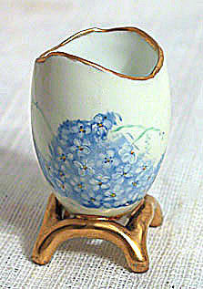 Toothpick - Handpainted Porcelain - Marked Bavaria