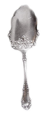 1847 Rogers Bros - Berkshire - Silver Plate - Pie Knife / Pie Server 9 1/2""