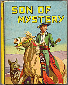 Big Little Book - Son of Mystery - Mark Millis - Saalfield Publishing Co. 1939
