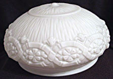 Gillinder - Ceiling Fixture - Frosted White Shade -  12 in. Bowl
