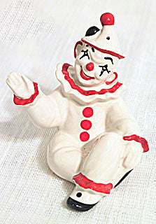 Ceramic Arts Studio - Clown Snuggle w/o Mate
