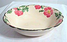 Gladding McBean - Franciscan Desert Rose (USA) - Bowl 9 in.