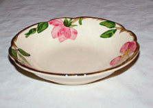 "Gladding McBean - Franciscan - Desert Rose (USA) - Sauce / Fruit Bowl 5 1/4"" - Lot of 4"