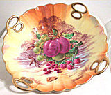 "Fieldings Crown Devon - Devon Glory Plate 10"" - Made in England"