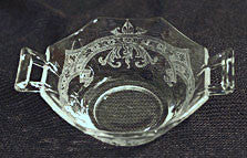 Elegant Glass - Heisey Empress - Nut Cup - Lot of 3