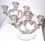 Imperial - Pattern No. 753 - Triple Candleholders