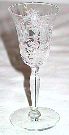 Morgantown - Elegant Glass - Mayfair - Cordial