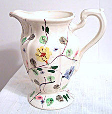 Blue Ridge / Southern Potteries - Milady - Chintz Pitcher