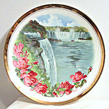 Niagara Falls - Wall Plaque 11.5""