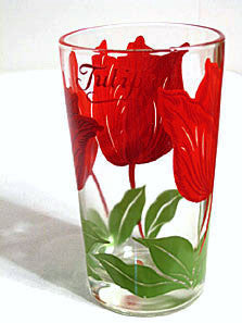 Boscul - Peanut Butter Glass - Tulip 5""