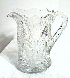 EAPG Cambridge Inverted Thistle - Pitcher