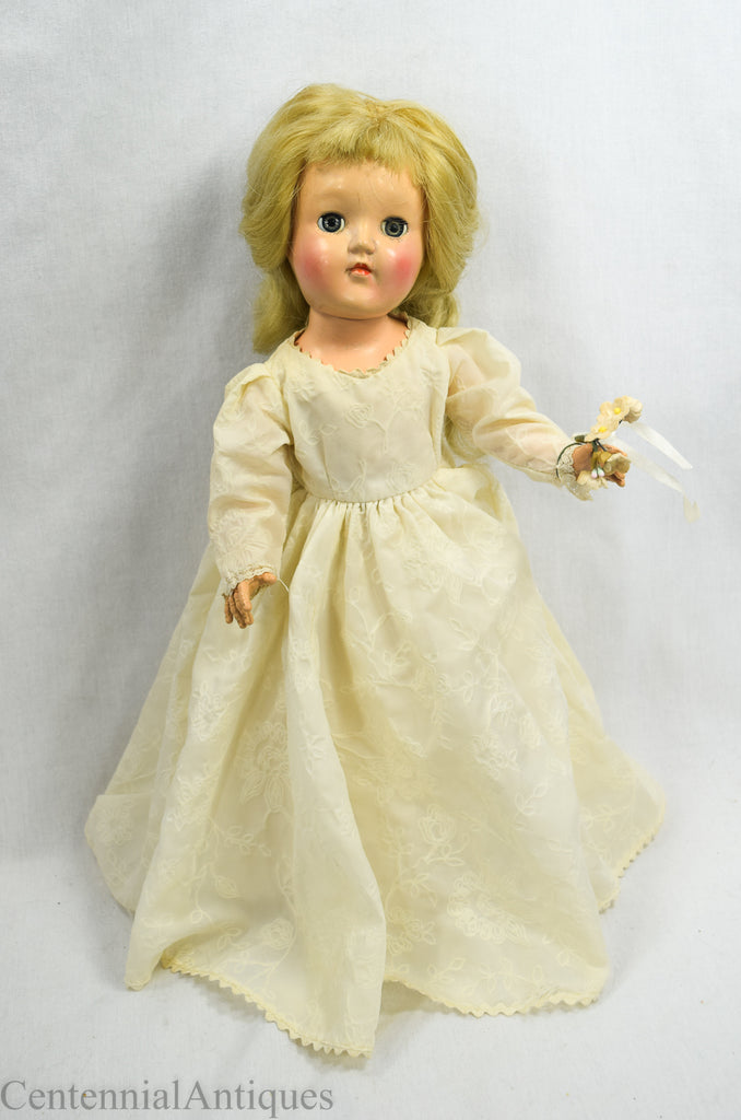 Ideal Toni Bride Doll