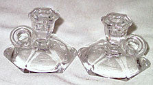 "Westmoreland - Toy Candle Holders 2""- Pr"