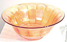 Imperial  Marigold Carnival - Wide Panel - Bowl 11 in.
