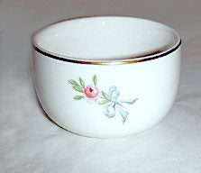 "Hall China - Wildfire - Custard Bowls 3 1/2"" - Lot of 5"