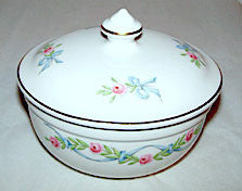Hall China - Wildfire - Covered Drip / Grease Jar - 5 1/4""