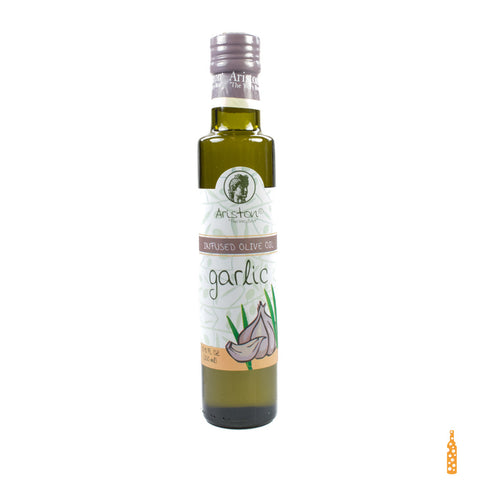 Ariston Olive Oil Infused with Garlic - Cheese and Wine Traders