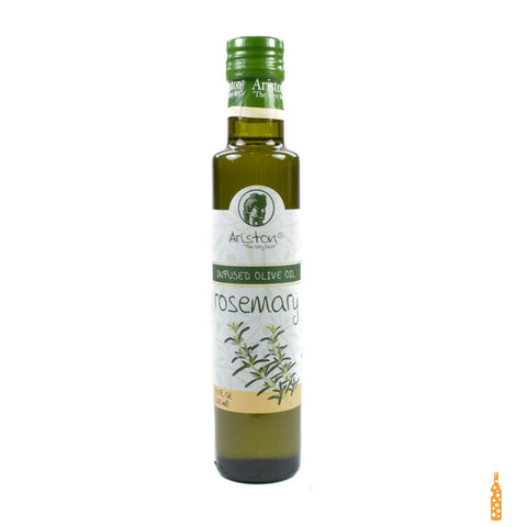 Ariston Olive Oil Infused with Rosemary - Cheese and Wine Traders