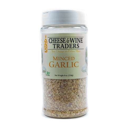 Garlic - Minced Dried (8oz)