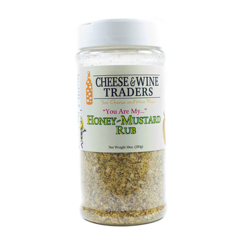 Honey-Mustard Rub (10 oz)