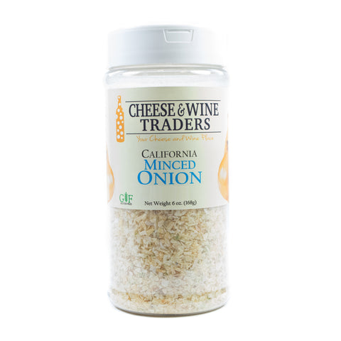 Onion - Minced Dried (6 oz)