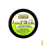 Cabot Horseradish Spreadable Cheddar 8oz