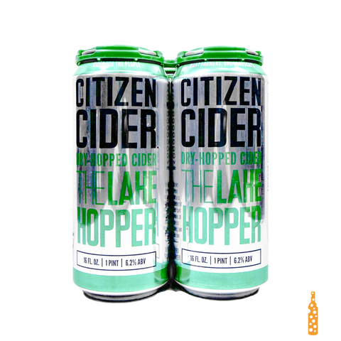 Citizen Cider Lake Hopper 4pk cans