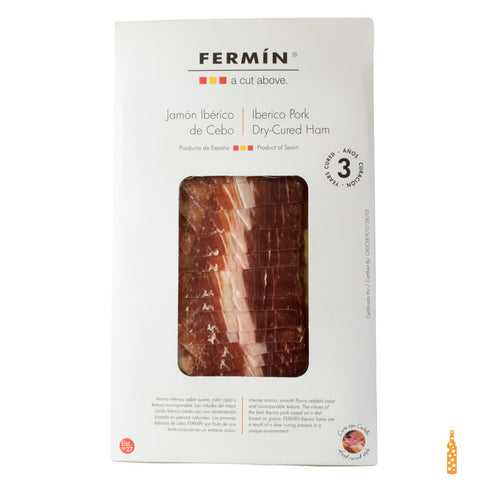 Fermin - Iberico Pork Dry-Cured Ham - Cheese and Wine Traders