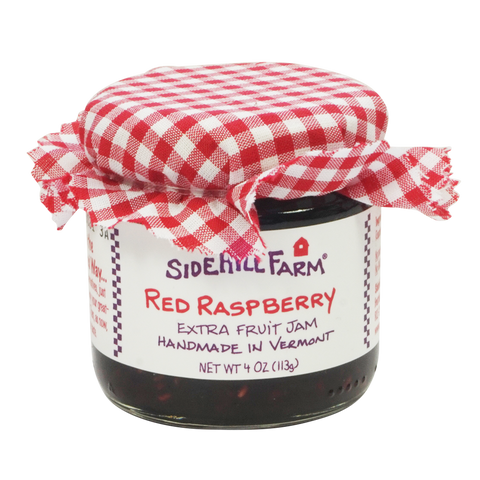 Sidehill Farm - Red Raspberry Jam (4 oz)
