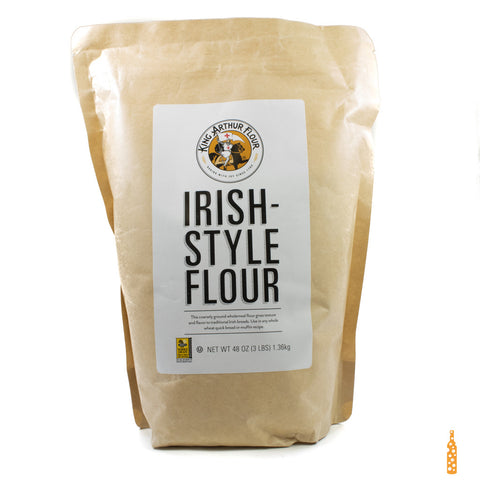 King Arthur Flour - Irish Style Flour (3 lb) - Cheese and Wine Traders