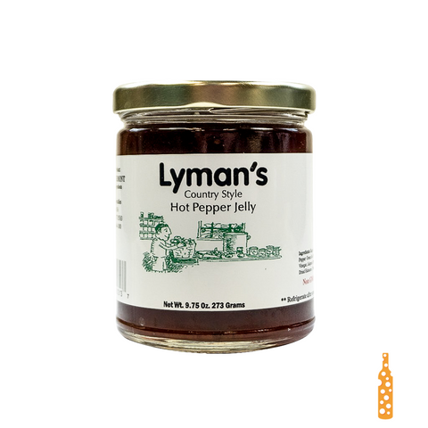 Lyman's Hot Pepper Jelly