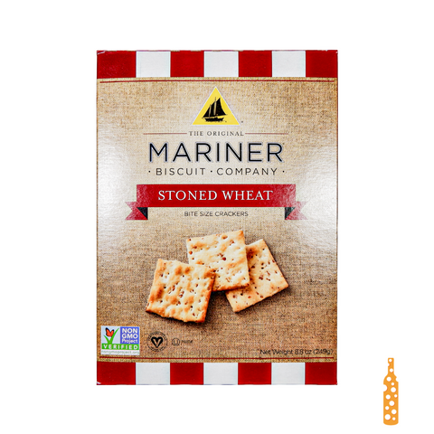 Mariner Bite Size Stoned Wheat Crackers 8.8oz