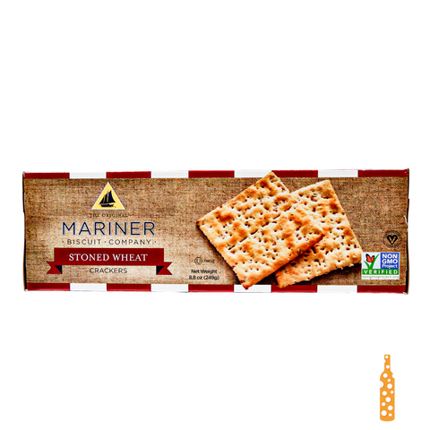 Mariner Stoned Wheat Crackers 8.8oz