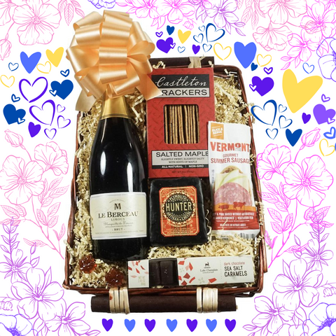 Celebrate Mom Basket