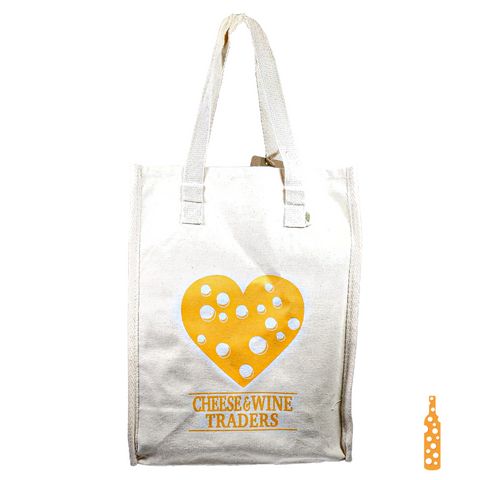 Exclusive Cheese Traders Tote Bag