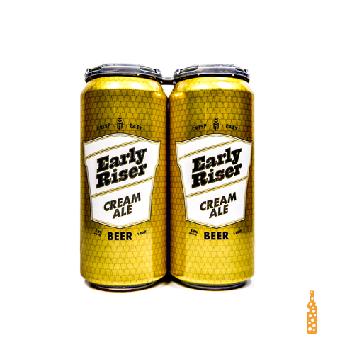 Good Measure Early Riser Cream Ale 4pk cans