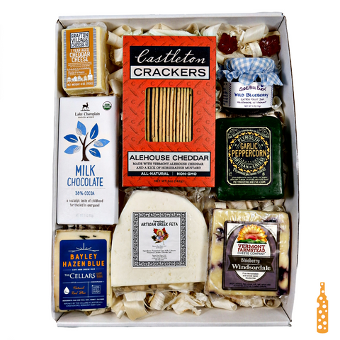 Cheese 101 Gift Box