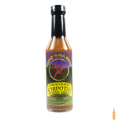 Vermont Pepper Works - Chocolate Chipotle Pepper Sauce (8 oz) - Cheese and Wine Traders