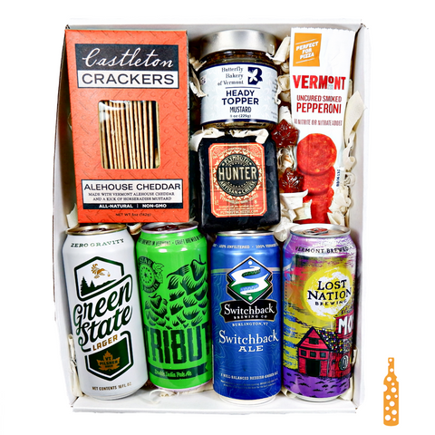 Vermont Beer 101 Gift Box