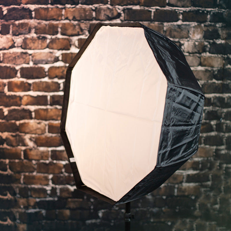 StudioPRO Octagon Hybrid Umbrella Softbox - 30 Inch