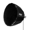 EZ-Setup Foldable Parabolic Softbox with Grid & Bowens Speedring - 75