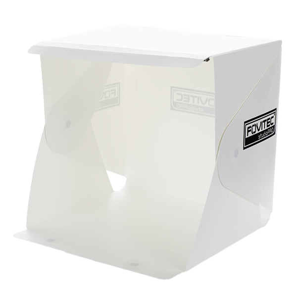 Foldable LED Portable Studio Softbox Light Cube Kit