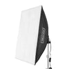 3-Point Classic Fluorescent Lighting Kit with Boom Arm and Bag