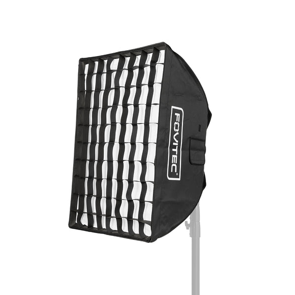 Deluxe Softbox with Grid & Bowens Speedring - Rectangle - 24 x 32