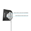 Deluxe Softbox with Grid & Bowens Speedring - Rectangle - 24 x 32""